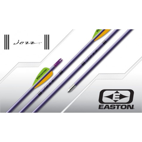 Easton JAZZ XX75 Purple Arrows Complete : (Set of 8) : (Not 1214 Spine) :  ES33